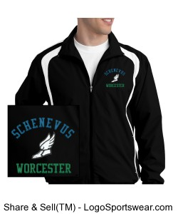 SW - TRACK WARM UP JACKETS Design Zoom